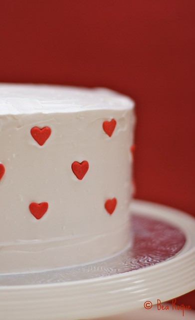 Red Velvet Layer Cake