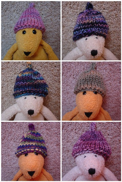 smoothie hats of week 15-20