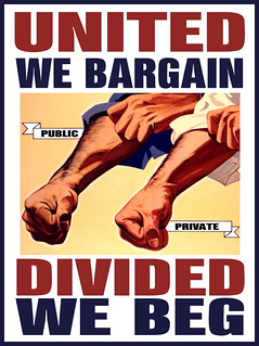 United We Bargain, Divided We Beg