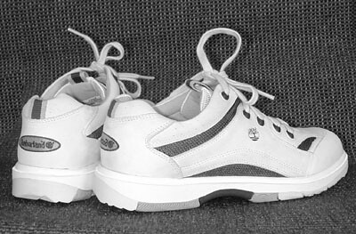 Timberland sneakers made in China retailing for $89.99