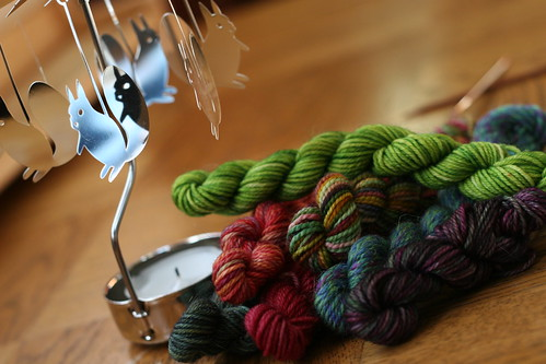 mini skein love