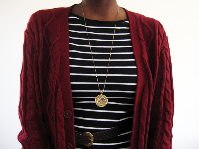 luxxor vintage necklace