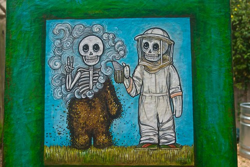 Day of the Dead Beekeepers