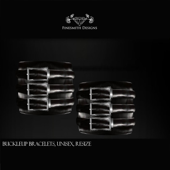Buckleup Bracelets