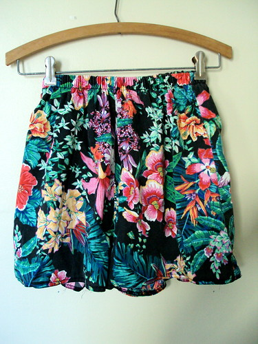Floral Bikini (bottoms)