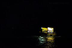 Light Waves (Jay B Photography) Tags: ocean travel light sea india beach water night pondichery bayofbengal