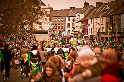 St. Patrick's Day 2011 - Galway