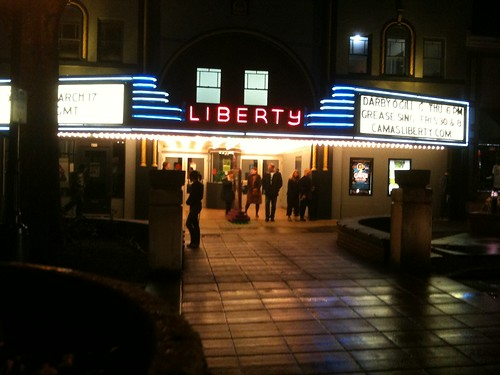 Liberty Theatre in Camas WA