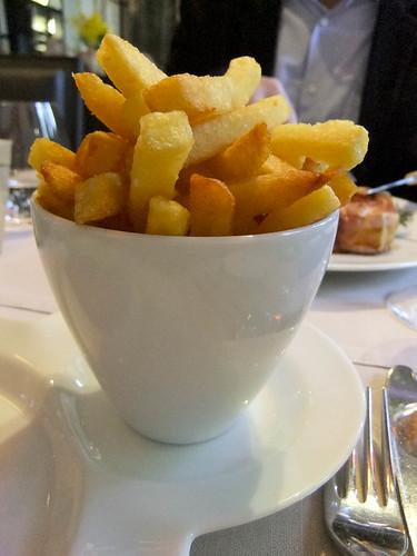 Frites, Mini Palais