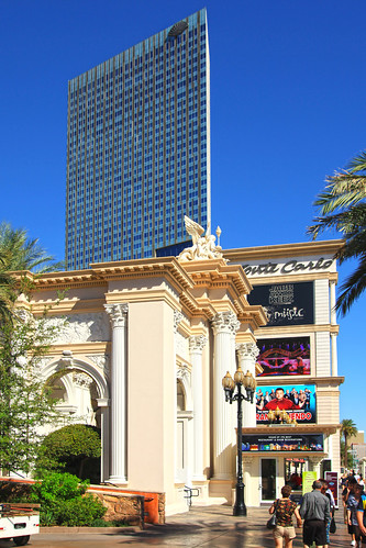 las vegas casino map 2011. Las Vegas. NV