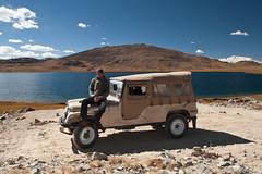 (Johan Assarsson) Tags: pakistan jeep northernareas 2010 deosainationalpark baltistan sheosarlake deosaiplains deosaiplateau deosaiplainsnationalpark deosailake