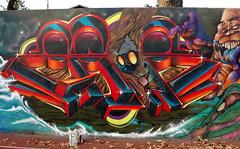 Zade (COLOR IMPOSIBLE CREW) Tags: graffiti expo enero linares guns yono mtk aila iade zade sba 2011 drk jkr fros monina deros salazart raaul expograff glomes