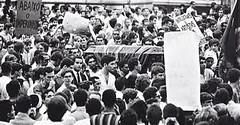 O Rio de Janeiro parou para enterrar o corpo de Edson Luís