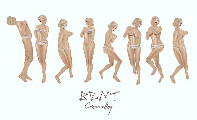 BENT! - Concealing