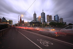 Cloudy evening (kth517) Tags: melbourne victoria  austraila