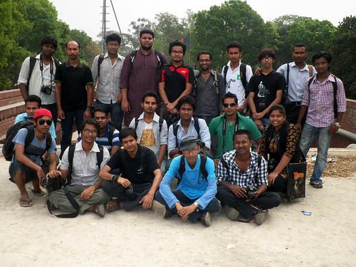 SB Mashik Vromon March 2011 / Shudhui Bangla Monthly Photography Trip March 2011, [TSC, DU]