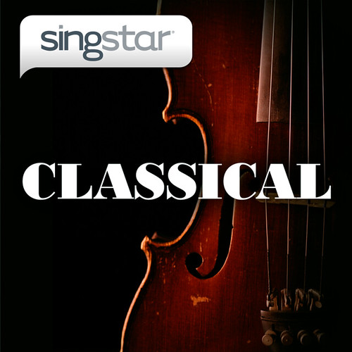 Classical Track Pack for Singstar