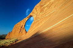 Hope Arch (Ken'sKam) Tags: arizona nature arch geology chinle naturalarch westernusa allnaturesparadise