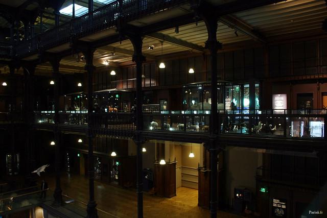 La galerie fut inaugurée en 1889
