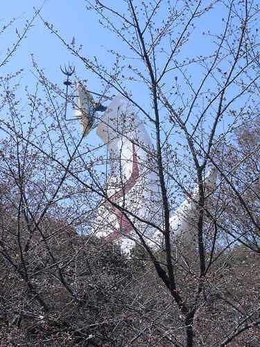 太陽の塔@万博記念公園-22