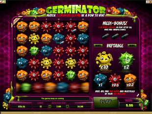 Germinator slot game online review