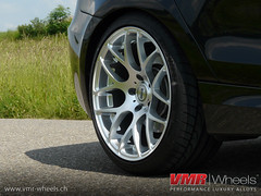 VMR Wheels V710 Hyper Silver - BMW 1er Hatchback (VMR Wheels Europe) Tags: silver wheels bmw hyper 18 v710 1er hatchback vmr alufelgen felgen alurder