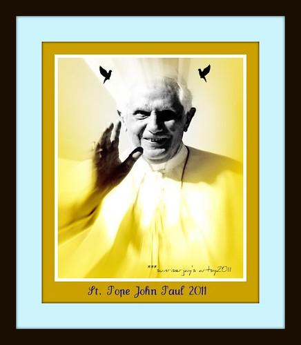 Saint Pope John Paul