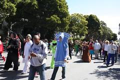 Towlie (jwelcher) Tags: sf sanfrancisco race justice costume running bayarea heroes superheroes justiceleague baytobreakers 2011 baytobreakers2011