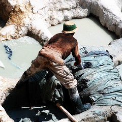 uomo (carlini.sonia) Tags: sonia uomo persona lavoro marocco fes