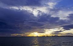 Anochecer en San Javier (Fotgrafo-robby25) Tags: atardecerenelmarmenor fujifilmxt1 lopagnmurcia marmenor nubes salinasyarenalesdesanpedrodelpinatar
