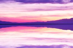 Passion In Purple (Ethan Killian Photography) Tags: sunset utah saltlakecity greatsaltlake ethankillian
