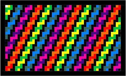 Tetris Rainbow