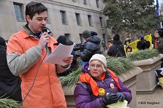Witness Against Torture - Washington, DC
