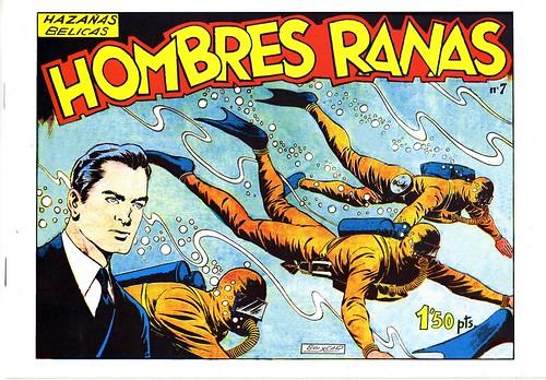 022-Hazañas Belicas- años 50-portada