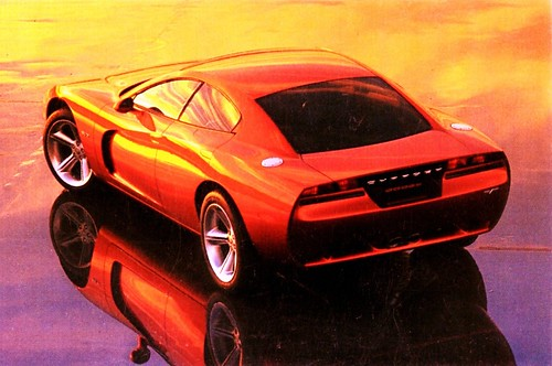 1999 Dodge Charger Concept A Photo On Flickriver