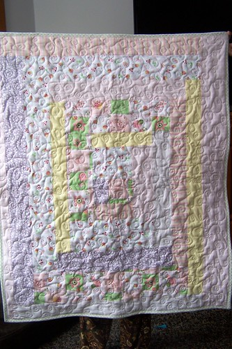 Buggy Baby Quilt