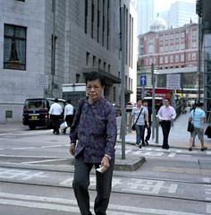 Hong Kong 2010 (BckWht) Tags: rolleiflex hongkong central 香港 35e 中環 xenotar fujipro400h