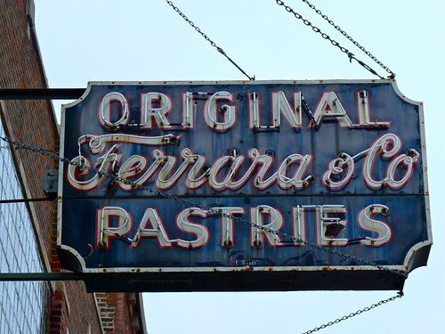 Original Ferrara & Co Pastries, Taylor Street, Chicago, IL