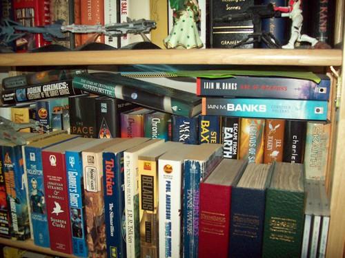 Bookshelves 26