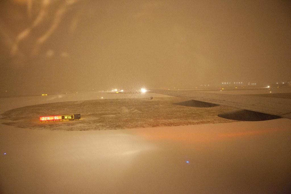 Snowpocalypse: The Beginning