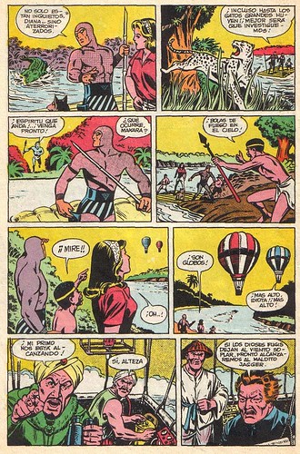 026-El hombre enmascaradao nº1- Edit. Valenciana-Colosos del Comic.1980-pagina 2