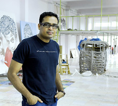 Indian artist Jitish Kallat