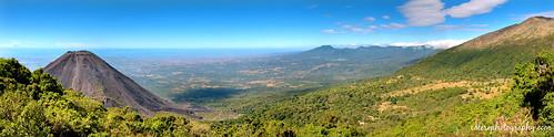 Pano Volcan de Izalco