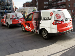 Labour's Election Campaign - Dublin 2011