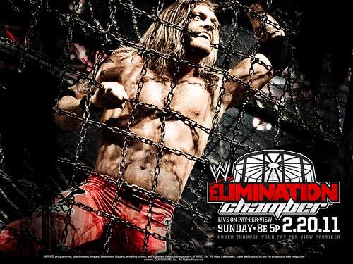 elimination chamber 2011. WWE Elimination Chamber 2011