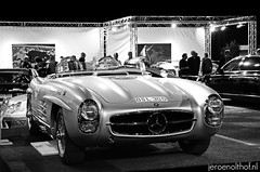 Mercedes-Benz 300 SLS (Jeroenolthof.nl) Tags: show slr car maastricht photography mercedes benz jeroen photographer convertible automotive mercedesbenz 300 sls roadster 2011 olthof interclassics topmobiel wwwjeroenolthofnl jeroenolthofnl jeroenolthof