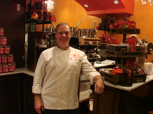 Jacques Torres at Rock Center
