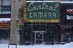 Central (Kunst Images) Tags: winter snow chicago downtown loop 11 blizzard epic 2011