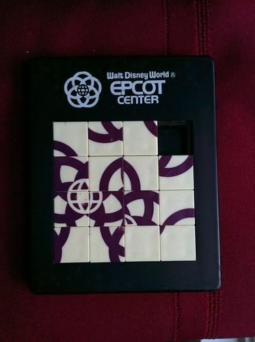 EPCOT Center Puzzle