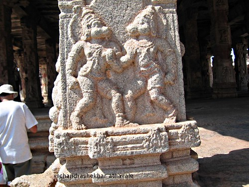Virupaksh temple wali and sugreeve fight